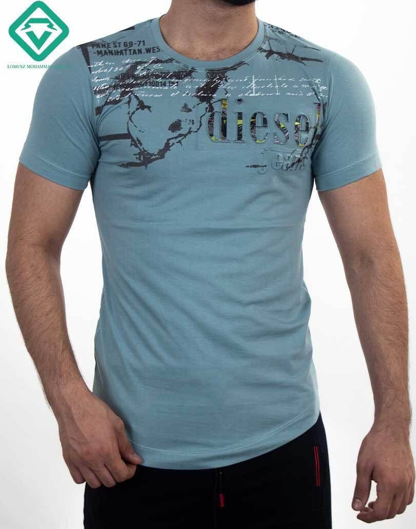 تی شرت نخ پنبه اورجینال عرصه در فروشگاه لومنز