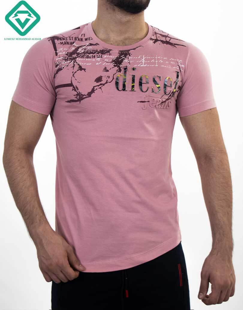 تی شرت نخ پنبه اورجینال خرید از سایت پوشاک لومنز