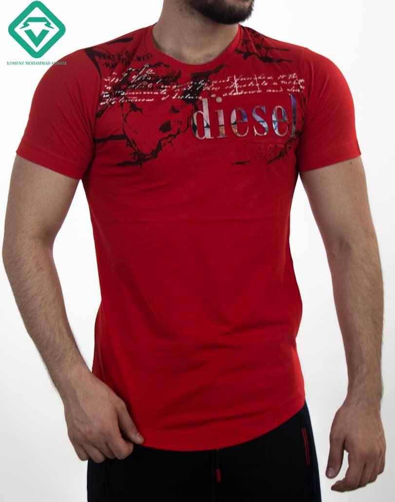 تی شرت نخ پنبه اورجینال عرضه شده از سایت پوشاک لومنز