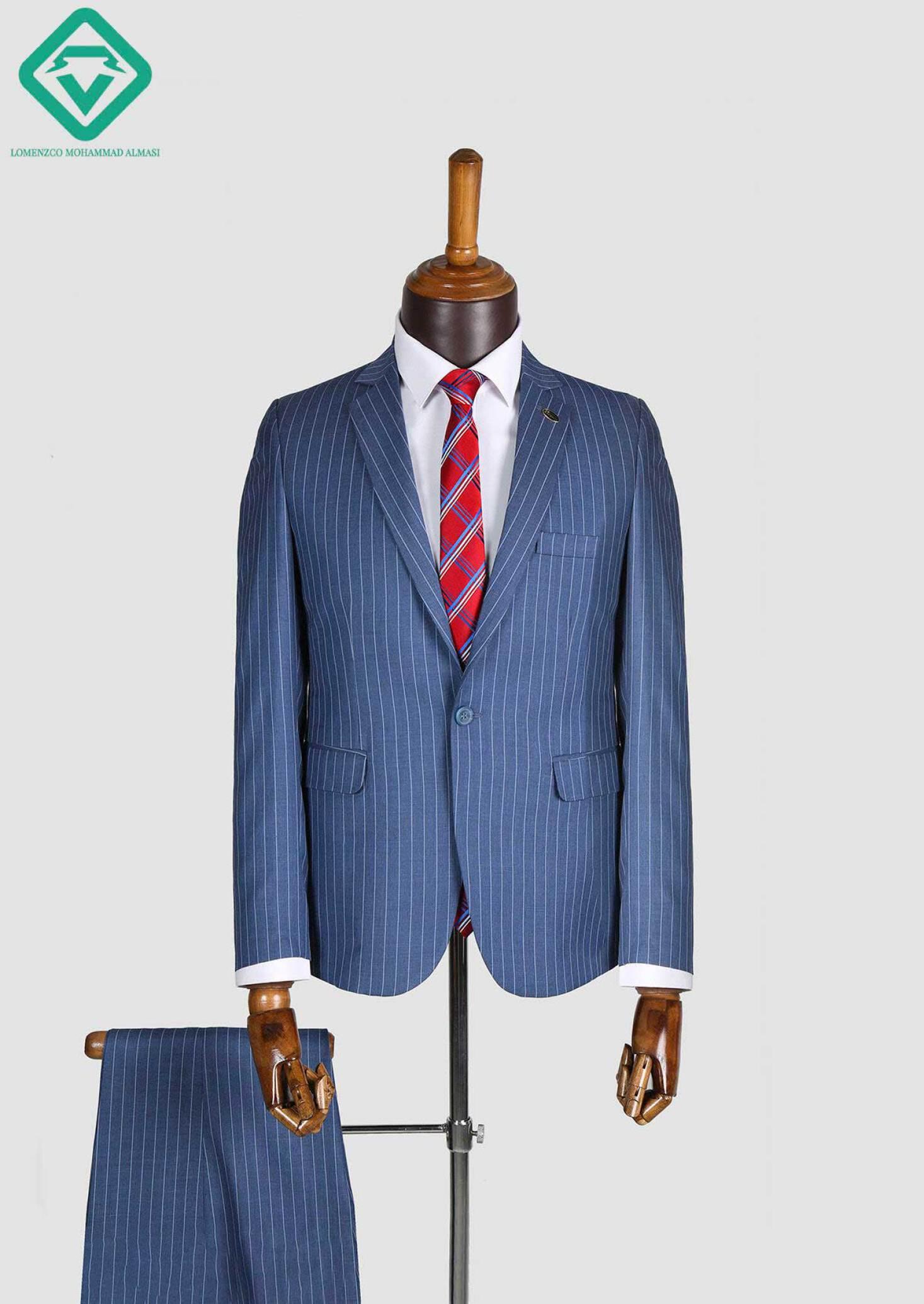 کت و شلوار دیپلمات گلدن تولید شده توسط لومنز