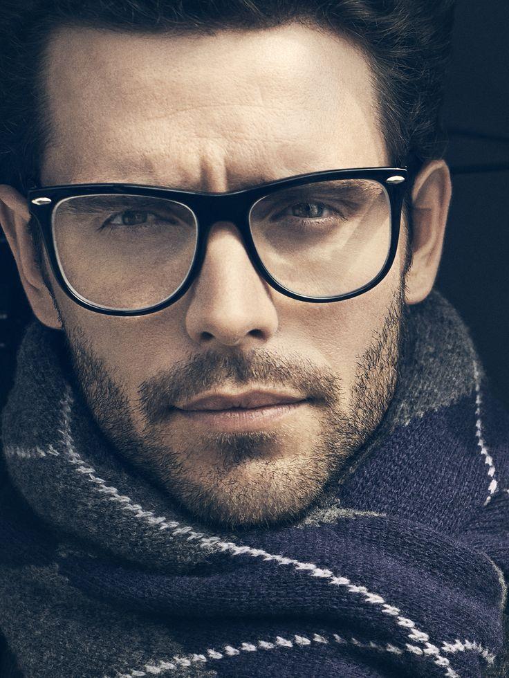عینک مناسب آقایان