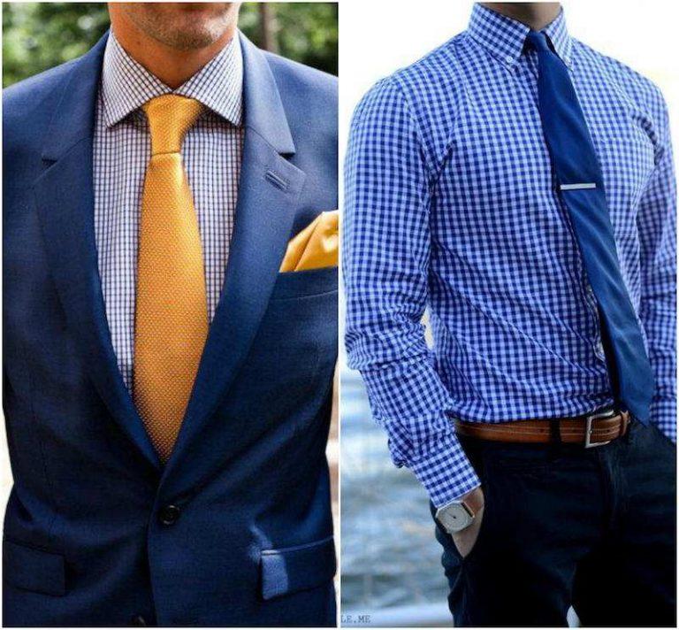 انتخاب سایز، طول و پهنای کراوات