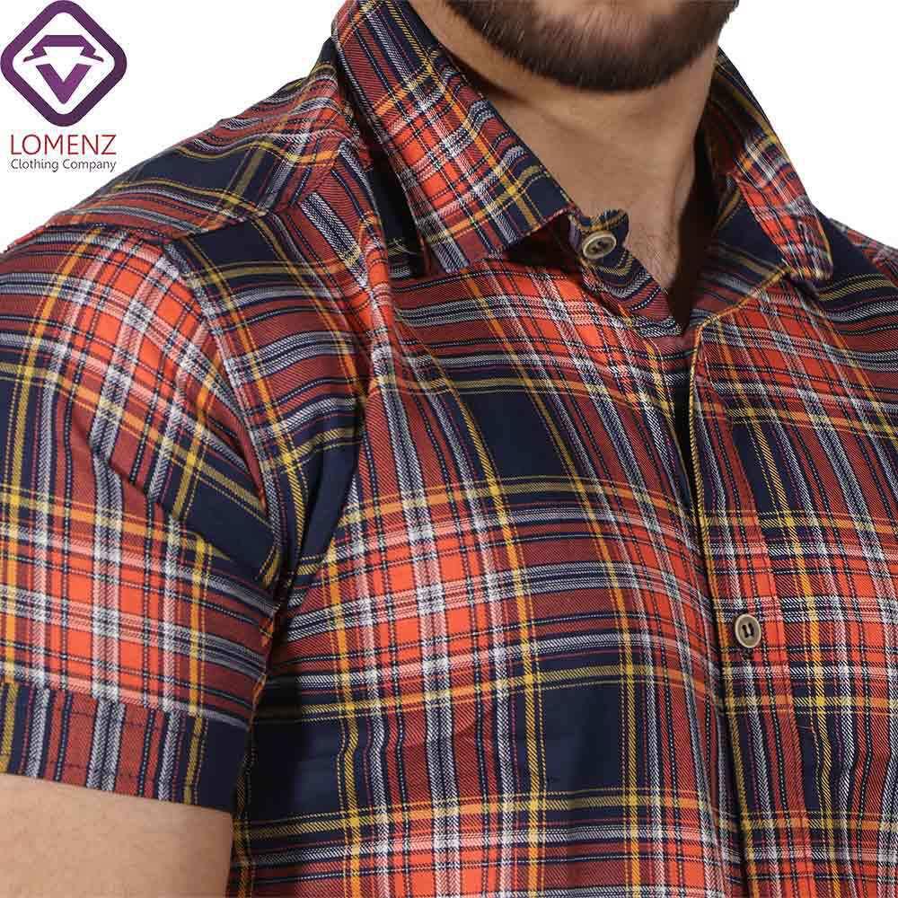 پیراهن آستین کوتاه COLIN،S