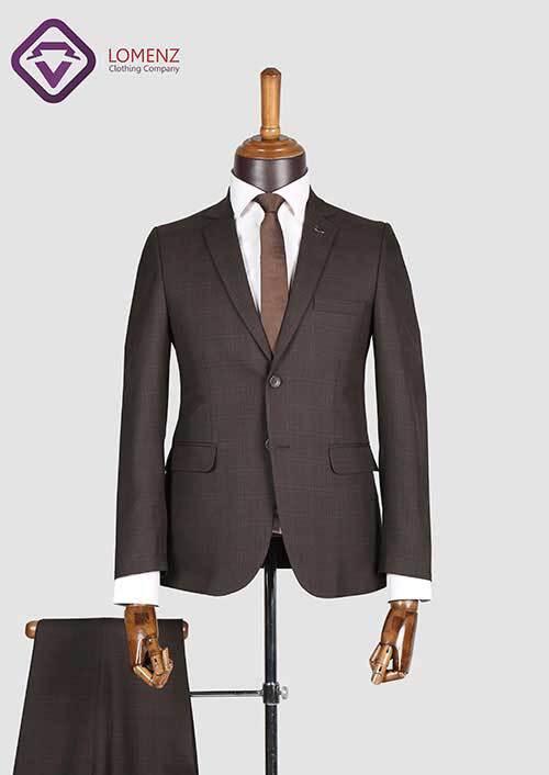 کت شلوار پیچازی مطهری تولید شده توسط سایت لومنز