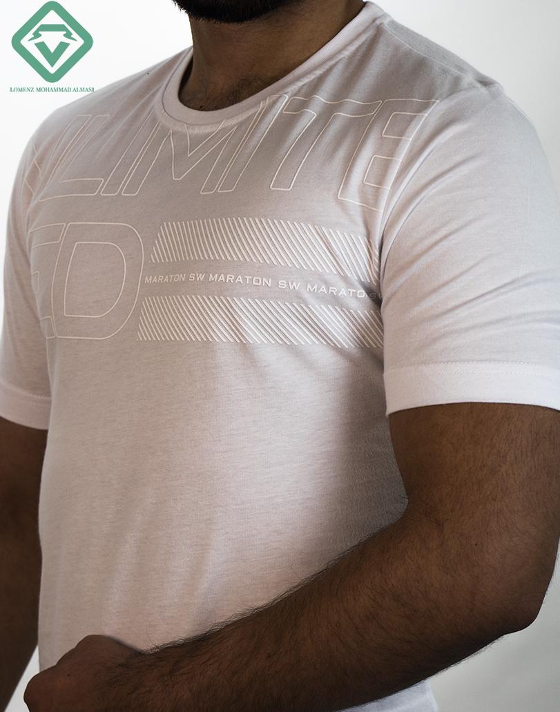 تیشرت یقه گرد PERSONAGE رنگ سفید | فروَشگاه اینترنتی لومنز