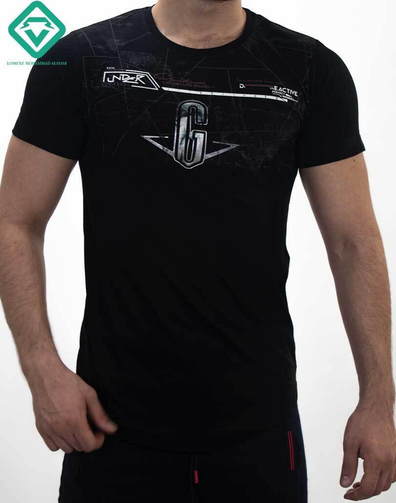 تی شرت نخ پنبه اورجینال عرضه شده در فروشگاه لومنز