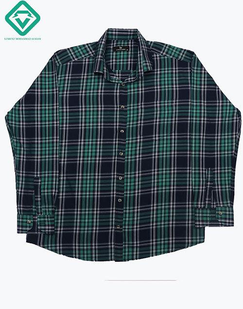 پیراهن آستین بلند سوپر سایز   فروَشگاه اینترنتی لومنز