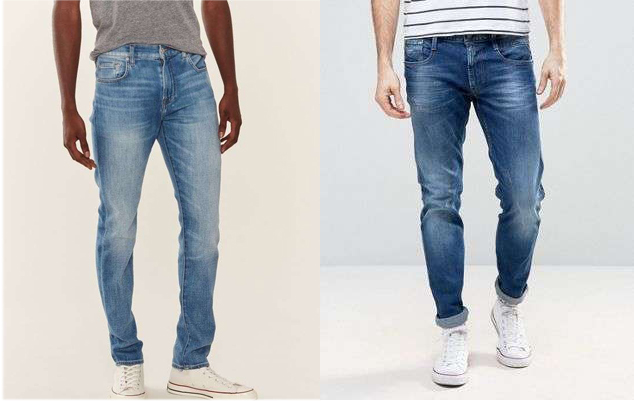 Slim-FitJeans Trousers