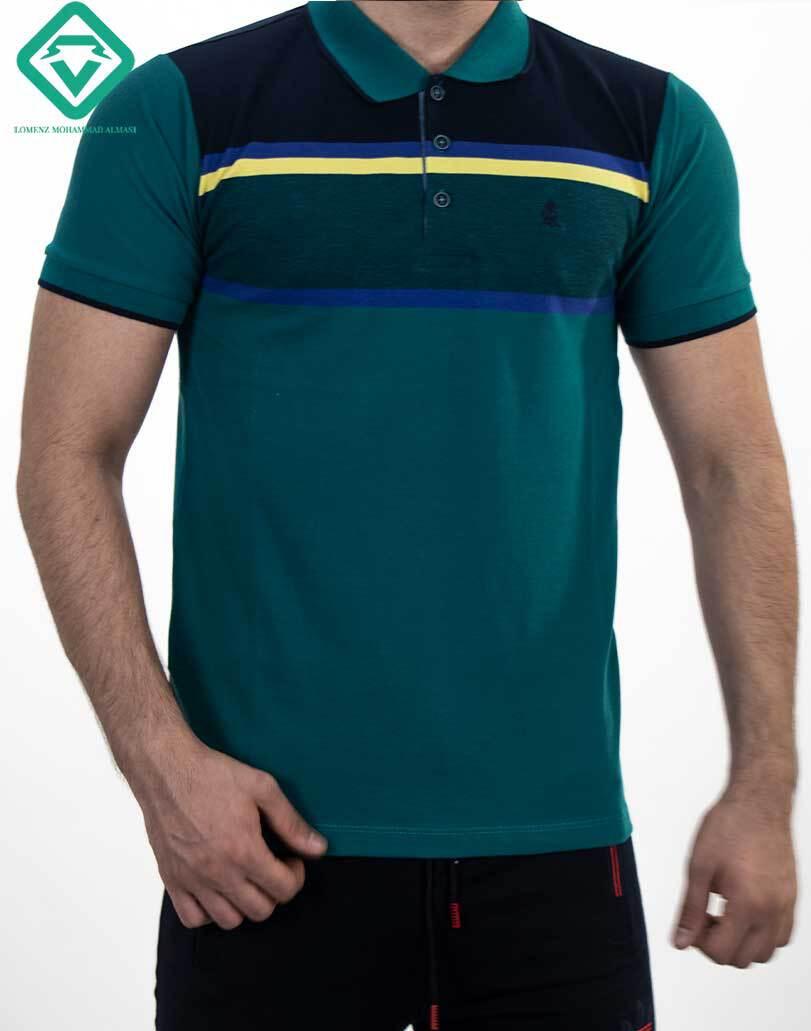 تی شرت روگاچی در فروشگاه پوشاک لومنز عرضه می شود