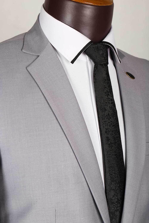 کت و شلوار ساده طرح آلتین تولید شده توسط سایت لومنز