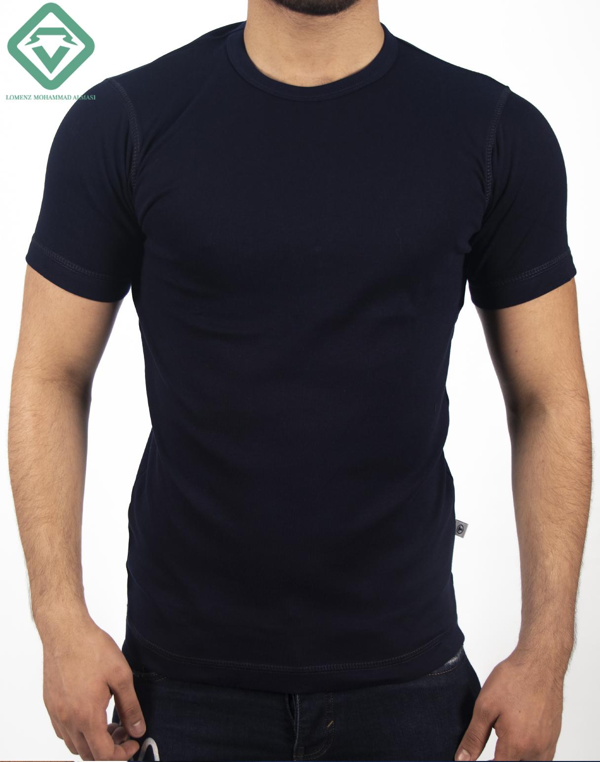 تیشرت تام تیلور رنگ سرمه ای | فروشگاه لومنز