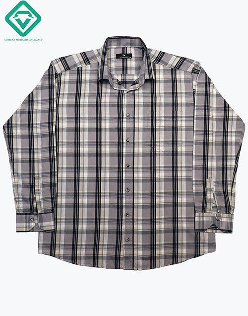 پیراهن آستین بلند سوپر سایز | فروَشگاه اینترنتی لومنز