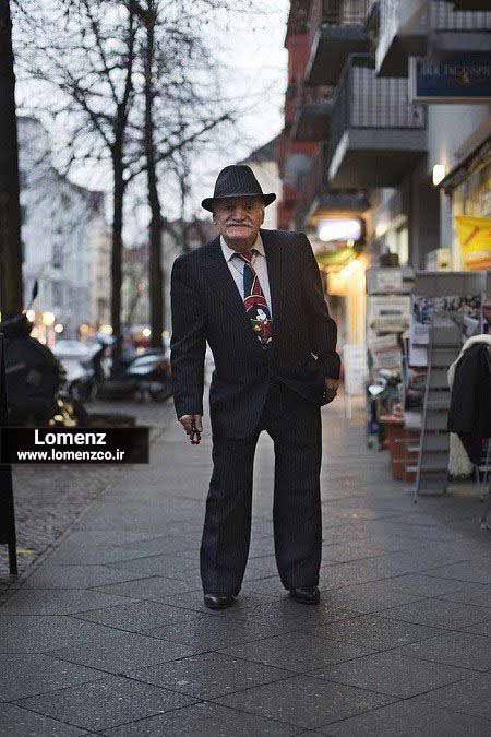 خوشتیپ ترین پیرمرد های جهان