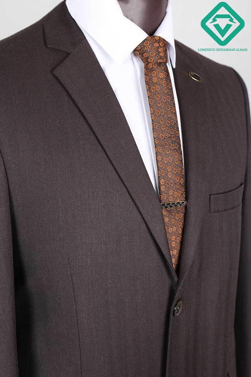 کت و شلوار فاستونی مطهری تولید شده توسط سایت لومنز