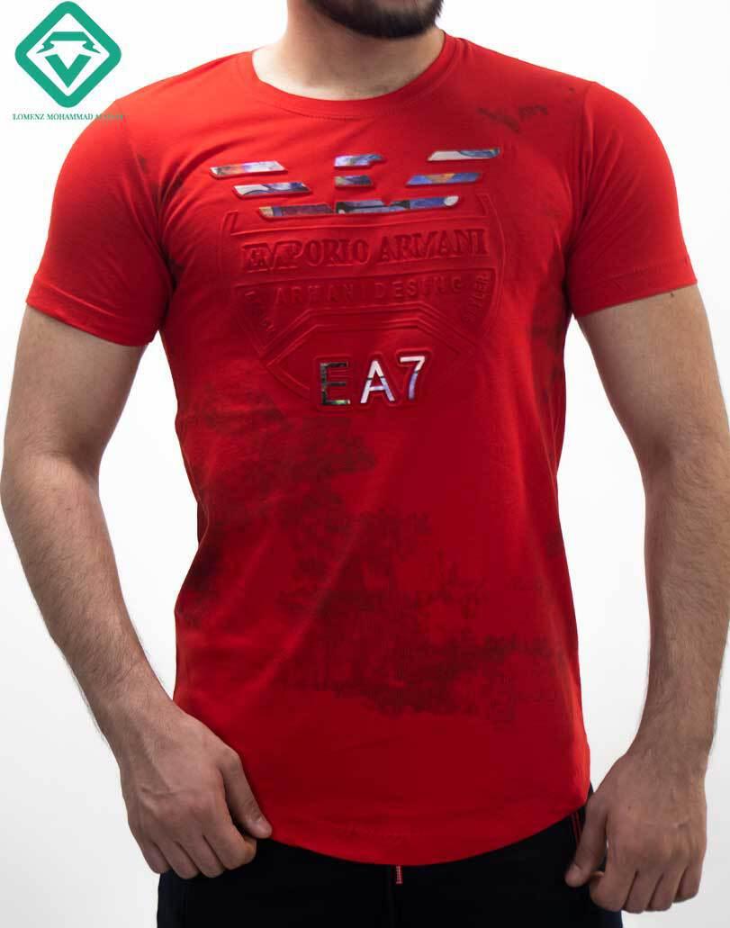 تی شرت نخ پنبه اورجینال که در فروشگاه لومنز در رنگ و جنس متنوع اراِئه می شود