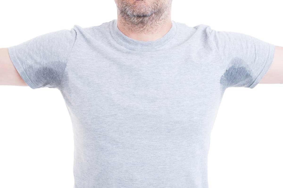 چگونه لکه های عرق را از روی لباس پاک کنیم؟