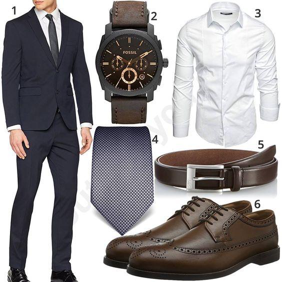 روش ست پیراهن مردانه رسمی با کراوات