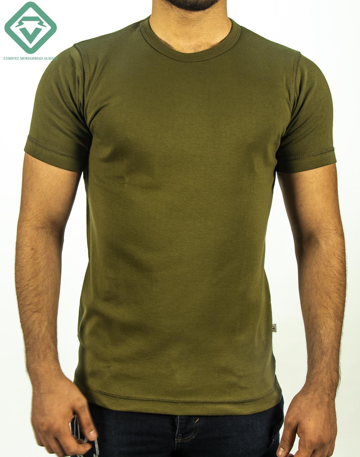 تیشرت تام تیلور رنگ سبز | فروشگاه لومنز