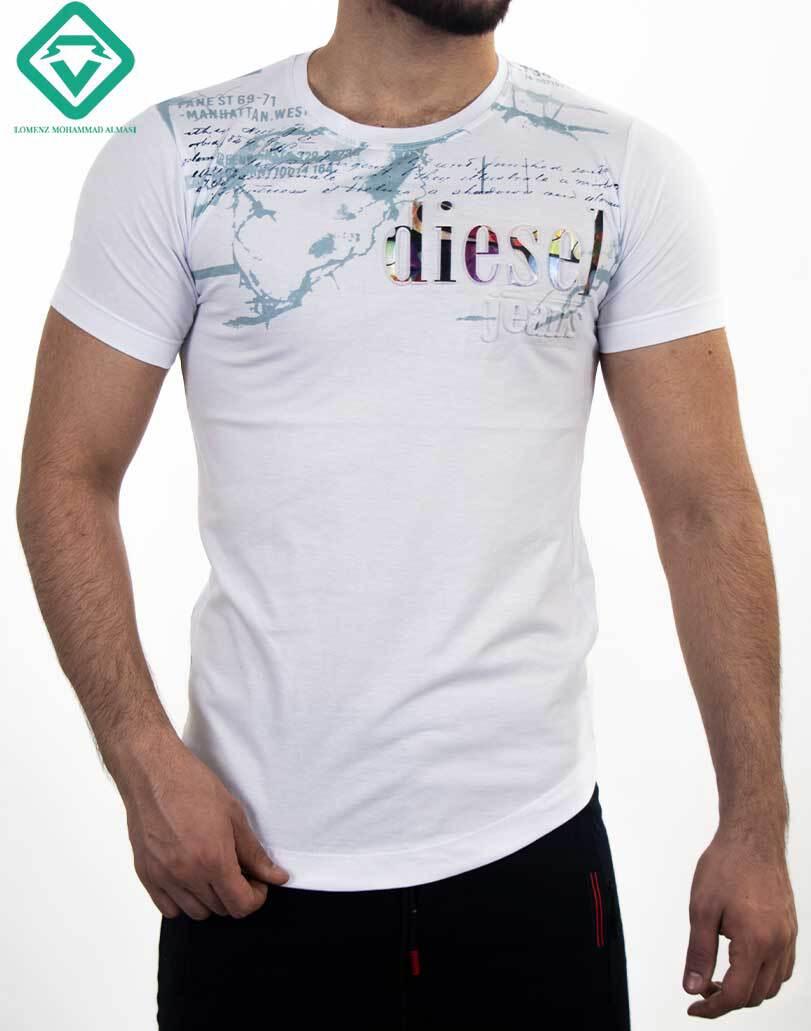 تی شرت نخ پنبه اورجینال عرضه در فروشگاه لومنز